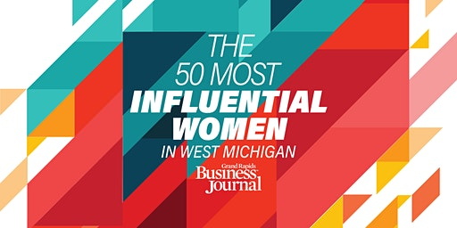 GRBJ's The 50 Most Influential Women in West Michigan 2020