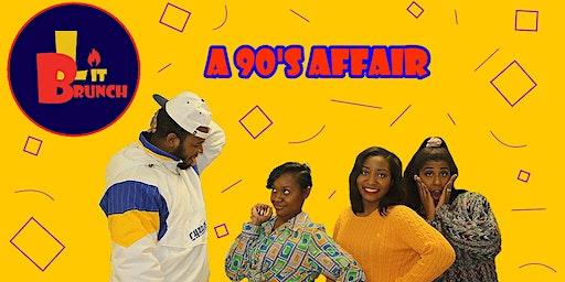 "Lit Brunch  ""A 90's Affair"""