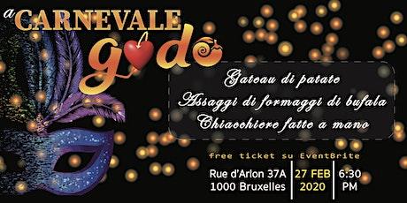 Giovedì GODO - 27 FEB 2020 tickets