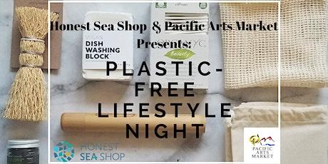 Plastic-Free Lifestyle Night tickets