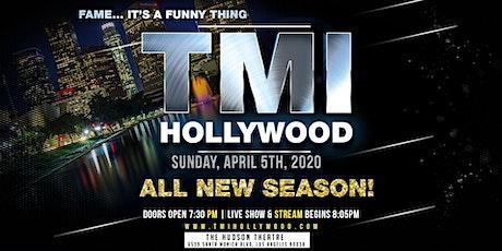 TMI Hollywood 2020 Season at the Hudson Theatre tickets