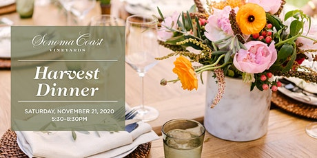 Annual Harvest Dinner at Bodega Harbour Yacht Club tickets
