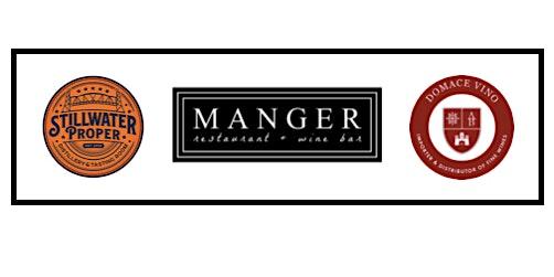 Stillwater Proper / Domace Vino / Manger Collaborative Dinner