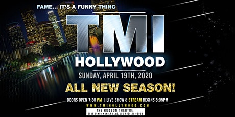 TMI Hollywood 2020 Season at the Hudson Theatre tickets