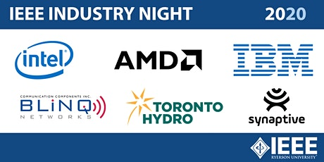 IEEE Industry Night 2020 tickets