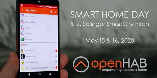 SmartCity Pitch & Smart Home Day
