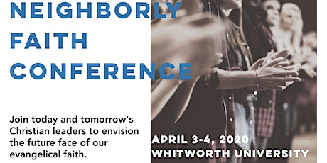 NF Conference Whitworth: Faith Seeking Understanding tickets
