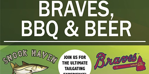 Braves, BBQ & Beer
