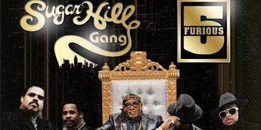 Sugarhill Gang x Furious 5 - Rapper's Delight 40th Anniversary Tour