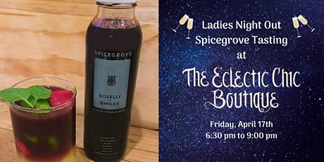 Ladies Night Out: Spicegrove Tasting tickets