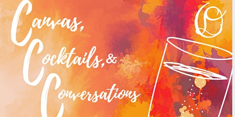 Canvas, Cocktails, and Conversations tickets