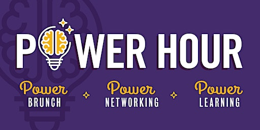 POWER HOUR with Government Marketing University - Thursday, March 19th