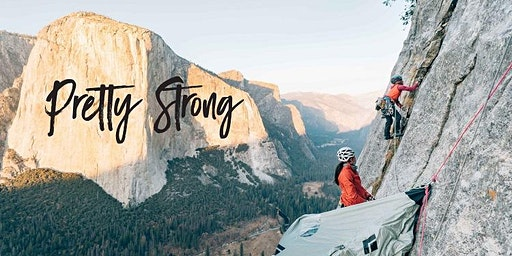 Climb, Bike, Stretch: The Launch of Pretty Strong