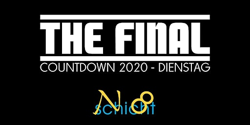 The Final Countdown - Mottowoche Dienstag