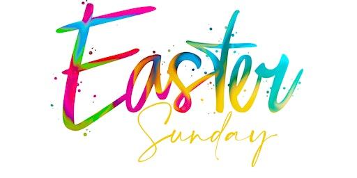 Easter at Glad Tidings Flint with HUGE Easter Egg Hunt