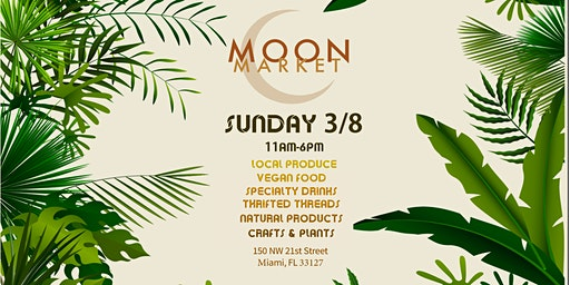 Moon Market Miami