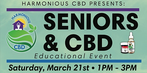 Seniors & CBD Educational Class