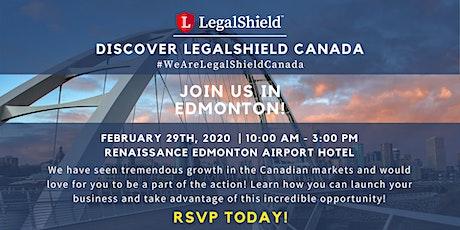 Alberta - Discover LegalShield Canada February 29th tickets