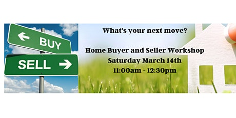 Home Buyer & Seller Education Workshop tickets