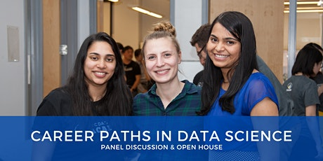 Career Paths in Data Science | Women-led Panel Discussion & Open House tickets