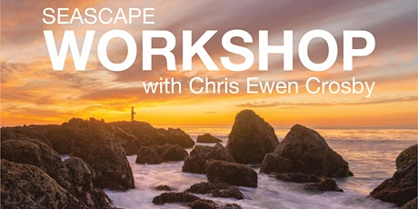 Seascape Photography Workshop w/Chris Ewen Crosby & Woodland Hills Camera tickets