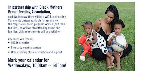 Breastfeeding Resources tickets