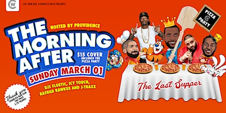 The Morning AFTER: Hip-Hop Brunch : The Last Supper / TCB Closing Party tickets