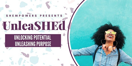UnleaSHEd  Vision board Masterclass for Community Leaders: Lunch & Learn tickets