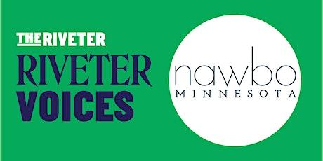 Riveter Voices: NAWBO's Women, Wisdom & Wine - Minneapolis tickets