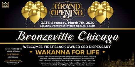 WaKanna Grand Opening tickets