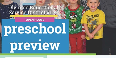 Early Learning Open House: Preschool Preview @ Theler Early Learning Center tickets