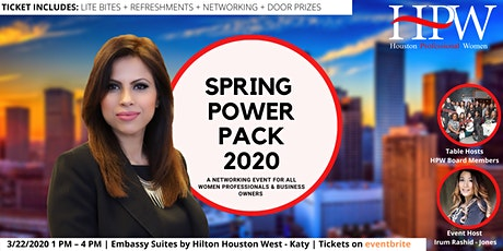 Power Pack Networking Event tickets