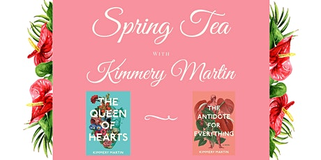 Spring Tea with Kimmery Martin tickets
