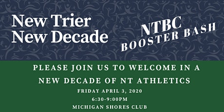New Trier Booster Club BOOSTER BASH 2020 tickets