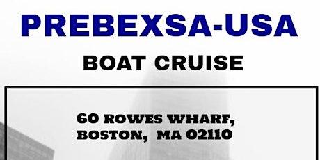 PREBEXSA-USA BOAT CRUISE  tickets