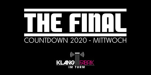 The Final Countdown - Mottowoche Mittwoch
