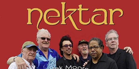 Nektar (POSTPONED) tickets