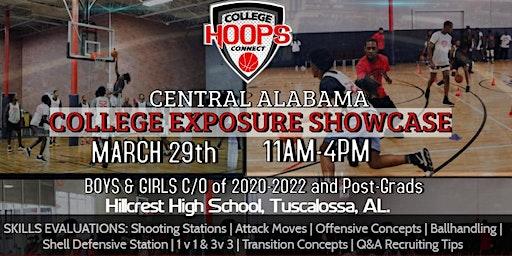 College Exposure Showcase - Central Alabama