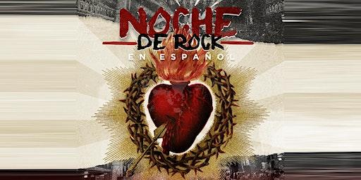 Noche de Rock en Espanol with Revolución de Amor – Mana Tribute