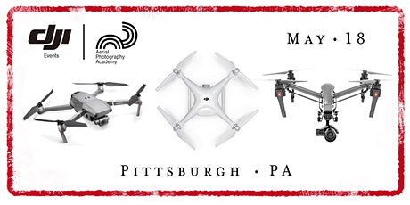 DJI Drone Photo Academy – Pittsburgh, PA tickets