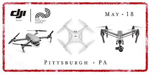 DJI Drone Photo Academy – Pittsburgh, PA