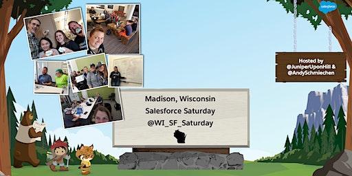 Salesforce Saturday Madison, WI March 2020
