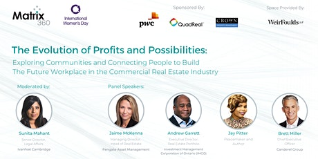 The Evolution of Profits and Possibilities tickets