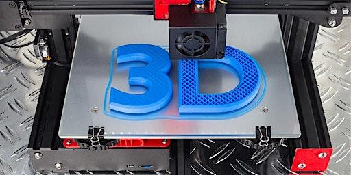 ADULT: 3D Printing Design• Part 2: 3 Week Class