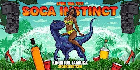 Soca Instinct tickets