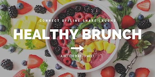 Healthy Brunch | West-Side Singles 25-45