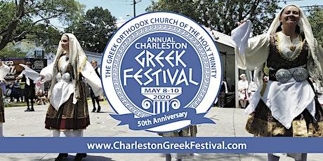 Charleston Greek Festival 2020 tickets