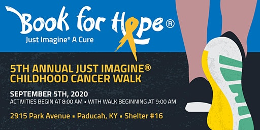 5th Annual Just Imagine® Childhood Cancer Walk