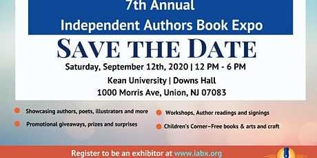 7th Annual Independent Authors Book Expo tickets