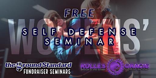 Free Womens' Self-Defense Seminar